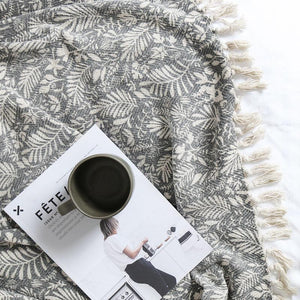 Collective Sol Collective Sol - New Lola Cotton Throw - Nomads Cove