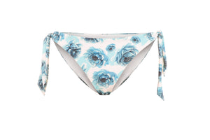 Ete - Coco Bottoms in Blue Floral-Ete Swimwear-Nomads Cove