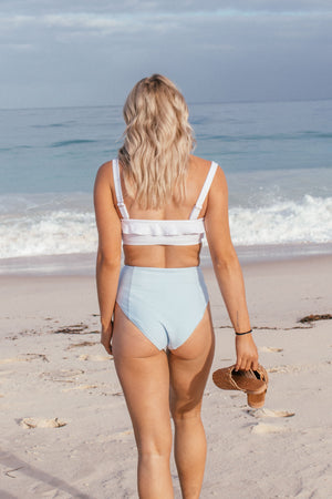 Ete Swimwear Ete X Matilda - Santa Cruz Bottoms (Sky) - Nomads Cove