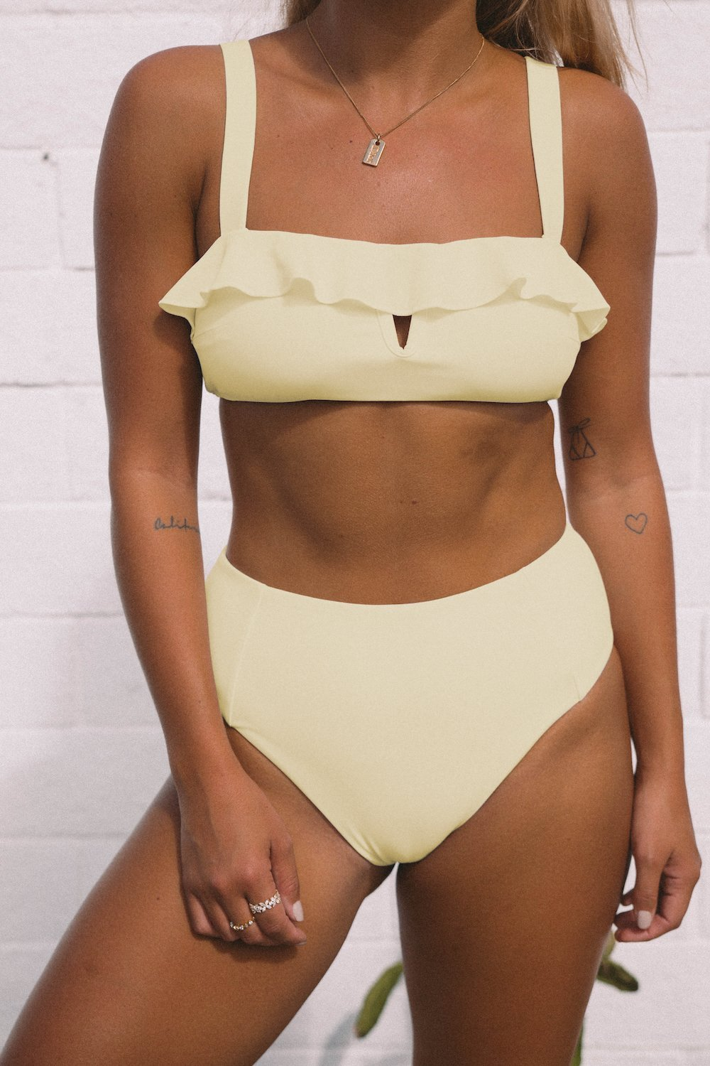 Ete Swimwear Ete X Matilda - Santa Cruz Bottoms (Sunset) - Nomads Cove