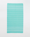 French Rivera Turkish Towel in Mint-Miz Casa & Co-Nomads Cove
