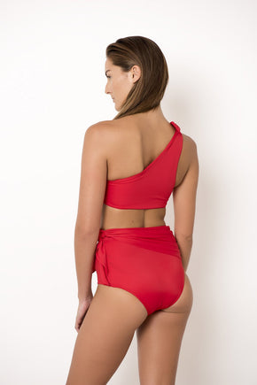 Palm - Bella Bottom in Rouge-Palm Swimwear-Nomads Cove
