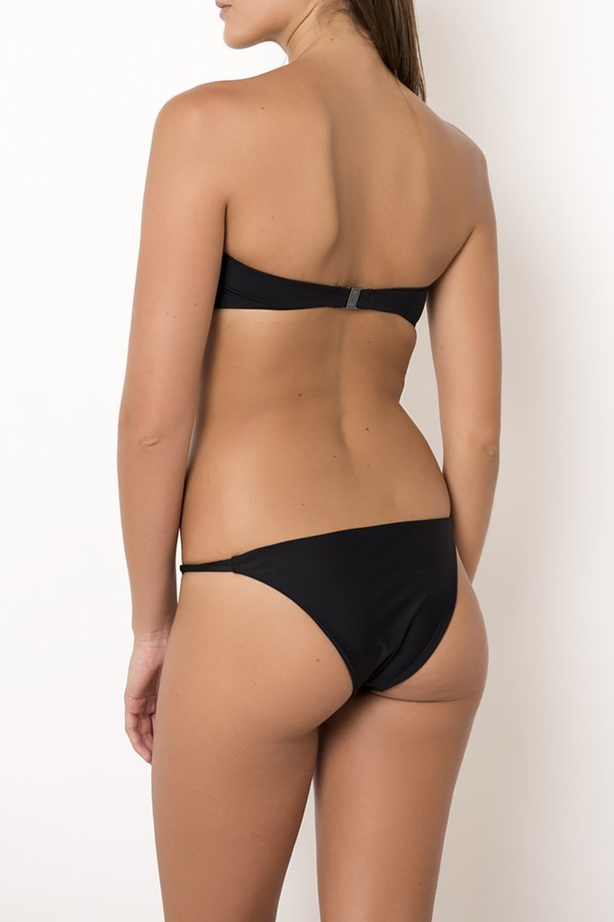 Palm Swimwear Palm - Black Nusa Bottoms - Nomads Cove