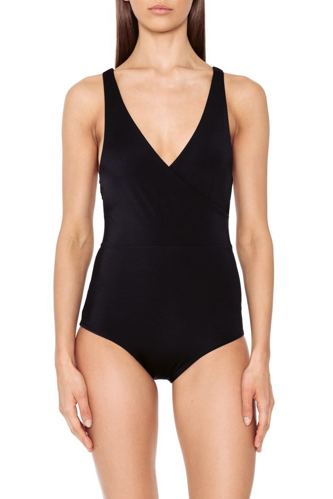 Palm - Isola Bodysuit Black-Palm Swimwear-Nomads Cove