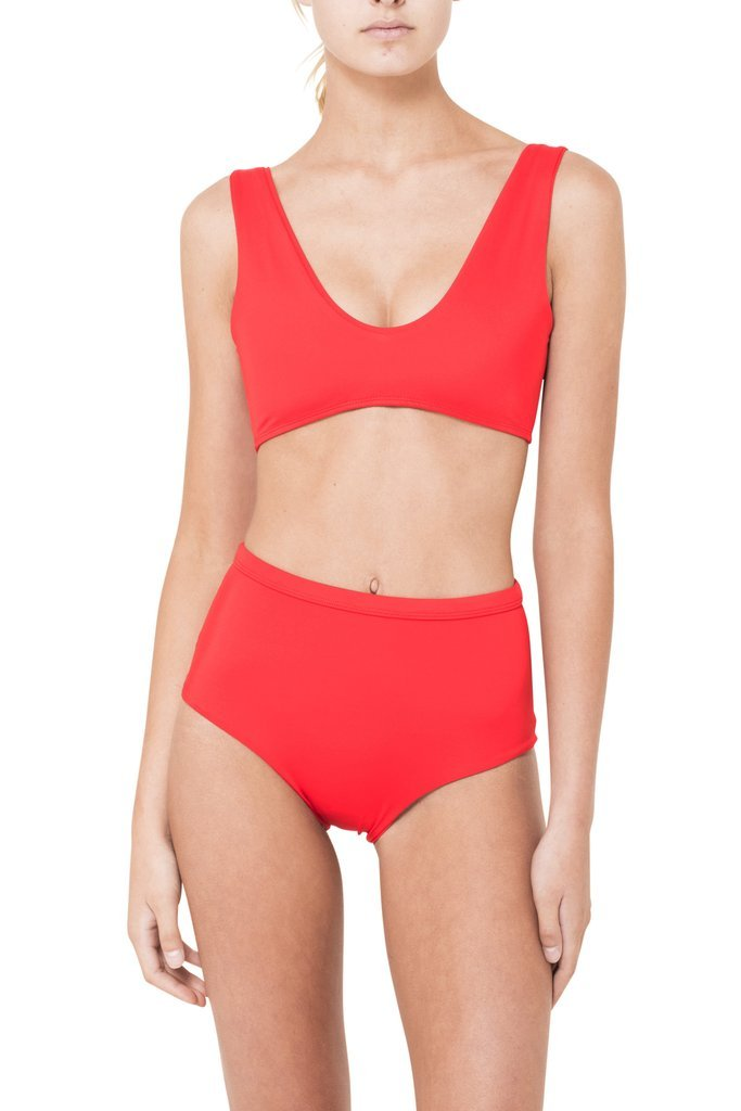 Palm Swimwear Palm - Rouge Lido Top - Nomads Cove