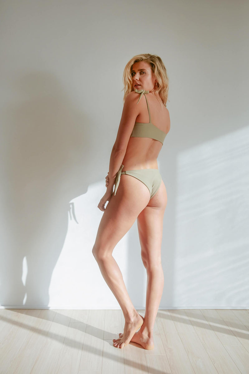 Rachel Disalvo - Bowie Bottoms in Olive-Rachel Disalvo-Nomads Cove