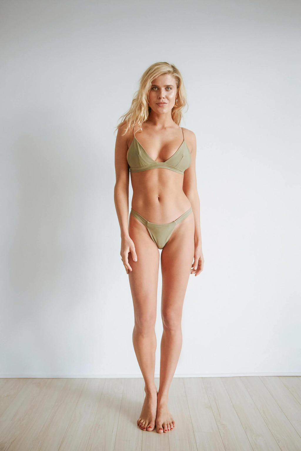 Rachel Disalvo - Knox Bottoms in Olive-Rachel Disalvo-Nomads Cove