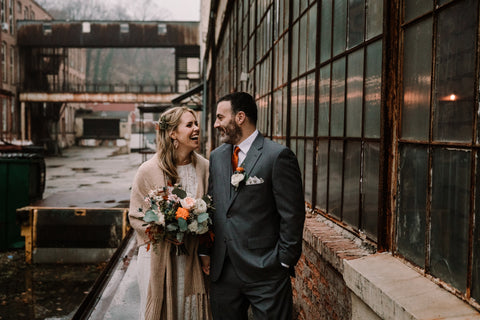 Baltimore wedding florist, Lucky Penny Floral, rustic wedding