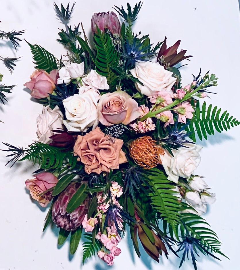 Accent Floral Cluster