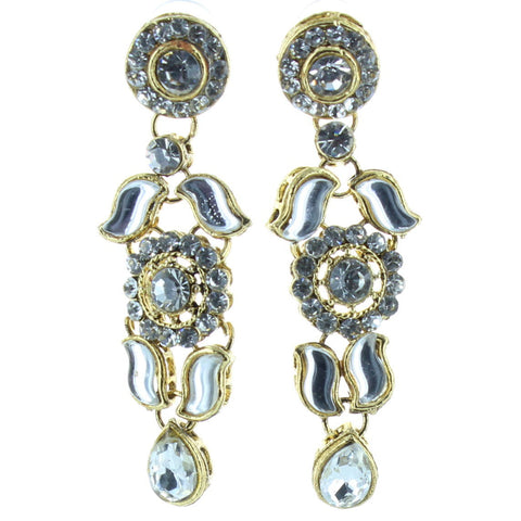 Indian Kundan Stone Earring