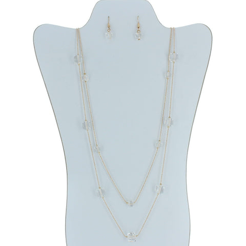 Stylish Long Necklace