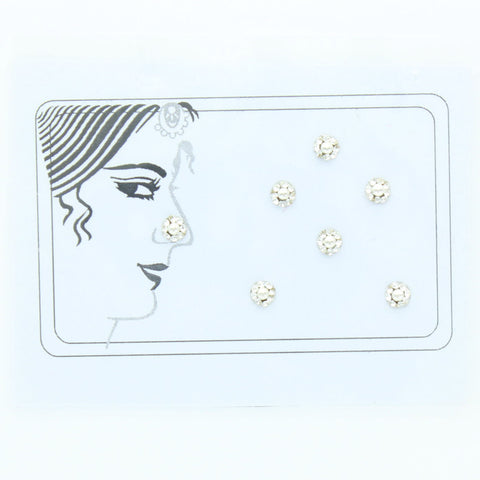 Traditional Nose Ring Sticker