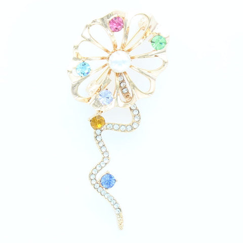 Fragrant Flower Pin