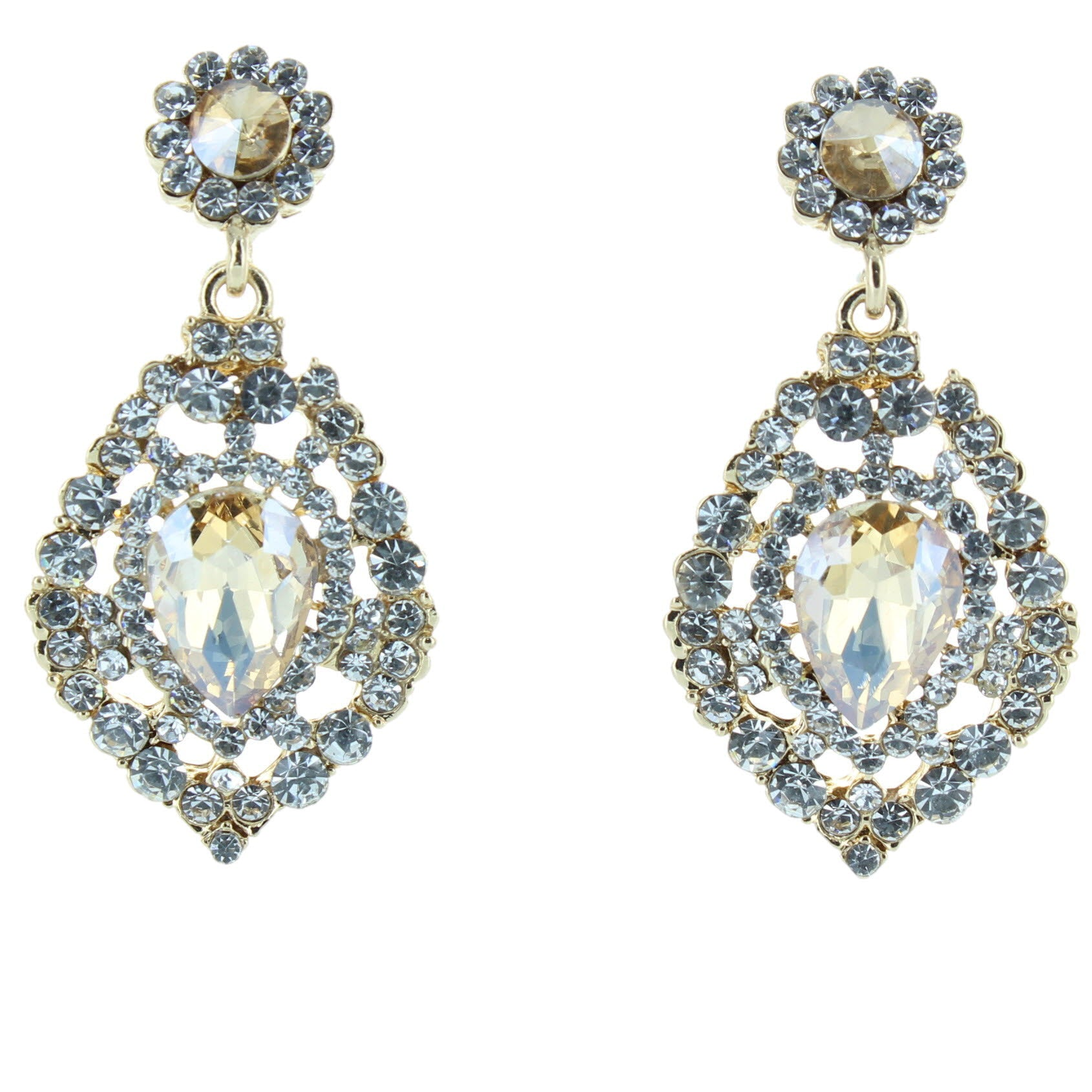Breezy Diamond Earring