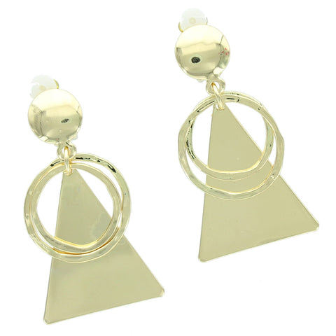 Riot Clip Earring