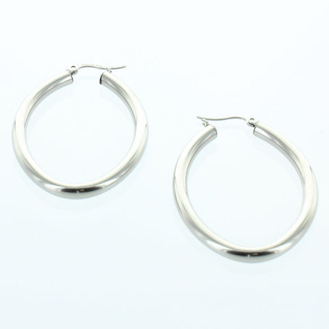 Lightweight Stainless Steel Earring