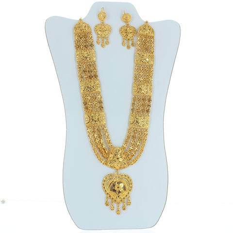 Amritsar Bagh Necklace Set