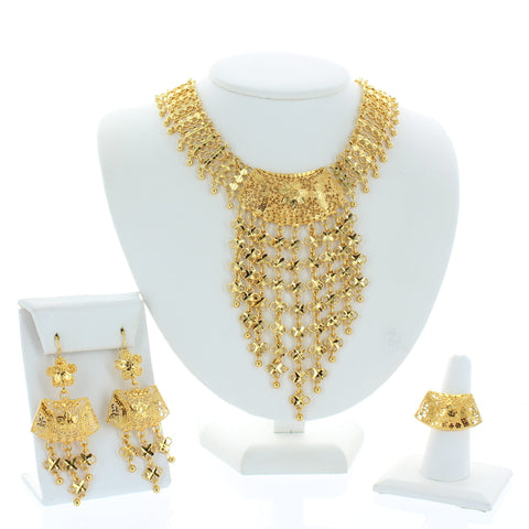 Amiran Tingling Necklace Set