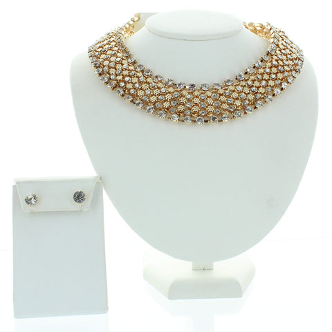 Tres Belle Necklace