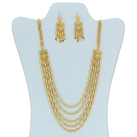 Rani Laxmi Layered Necklace Set