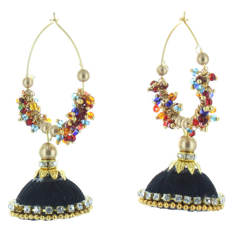 Beaded Indian Earring