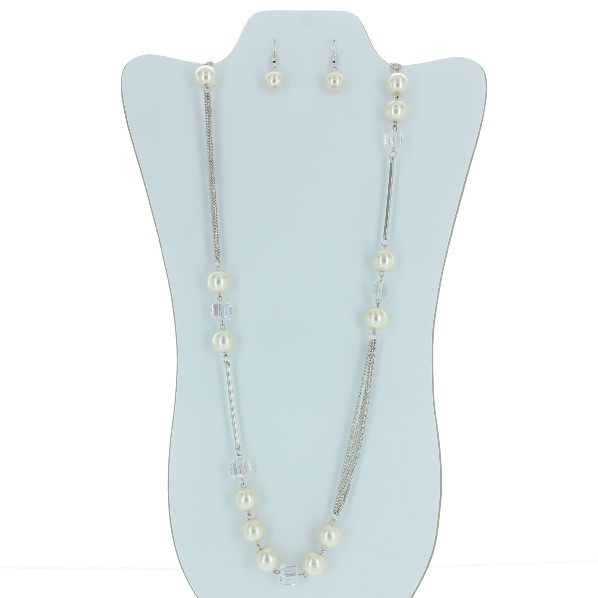 Fragrant Pearl Necklace
