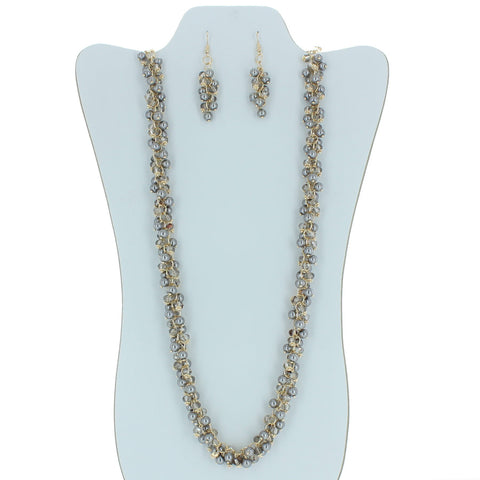 Timeless Beauty Beaded Necklace