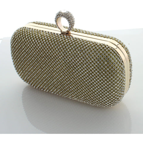 Studded Evening Bag
