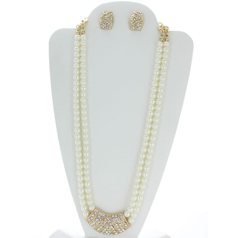 Pearl Strand with Pendant