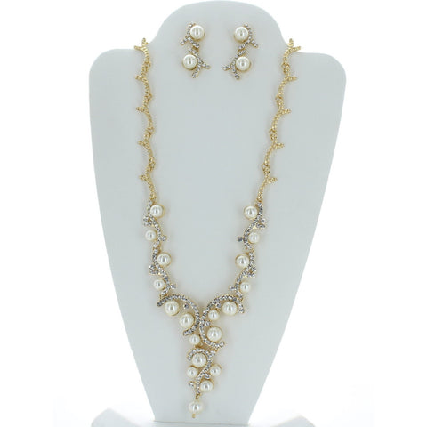 Pearl Evening Set