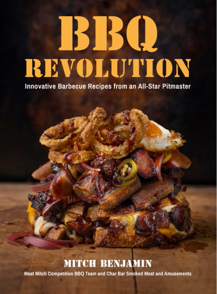 Book - BBQ Revolution - MeatMitch