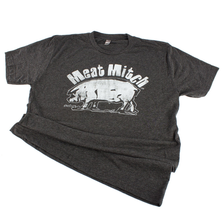 Meat Mitch - Nice to Meat You! Tee Unisex Front