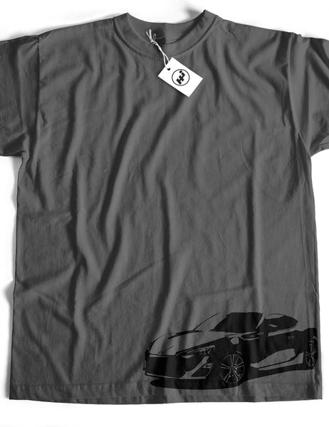 BRZ FR-S Side Short Sleeve Cotton T-Shirt