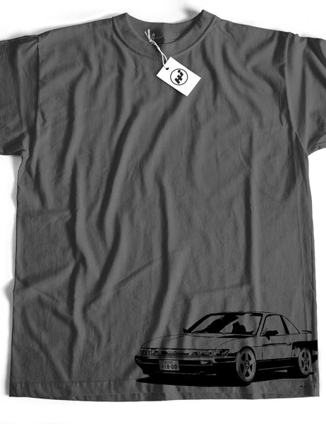 S13 Silvia Side Short Sleeve Cotton T-Shirt