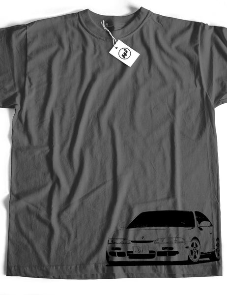 S14 Zenki 240sx Side Short Sleeve Cotton T-Shirt