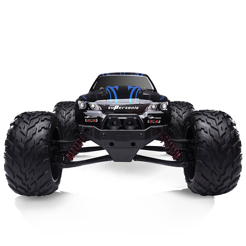 All Terrain RC Car 9112, 40km/h 1/12 Scale Radio Controlled Electric Car - Offroad 2.4Ghz 2WD Remote Control Truck