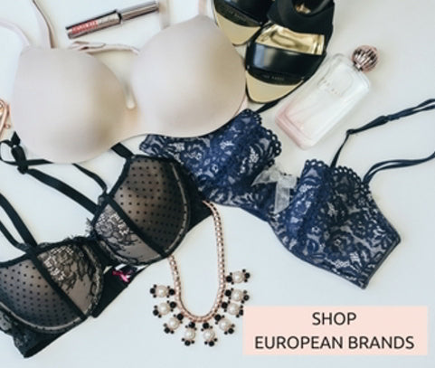 Shop our European Brands