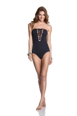 Maaji Shadow Dazzle Reversible Swimsuit