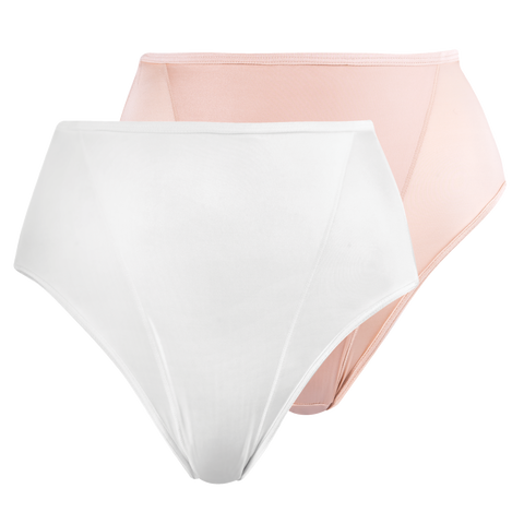 Cross your heart 2 pack tummy control panty