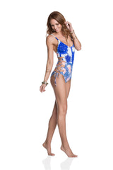 Maaji Medusa Palms Reversible Swimsuit