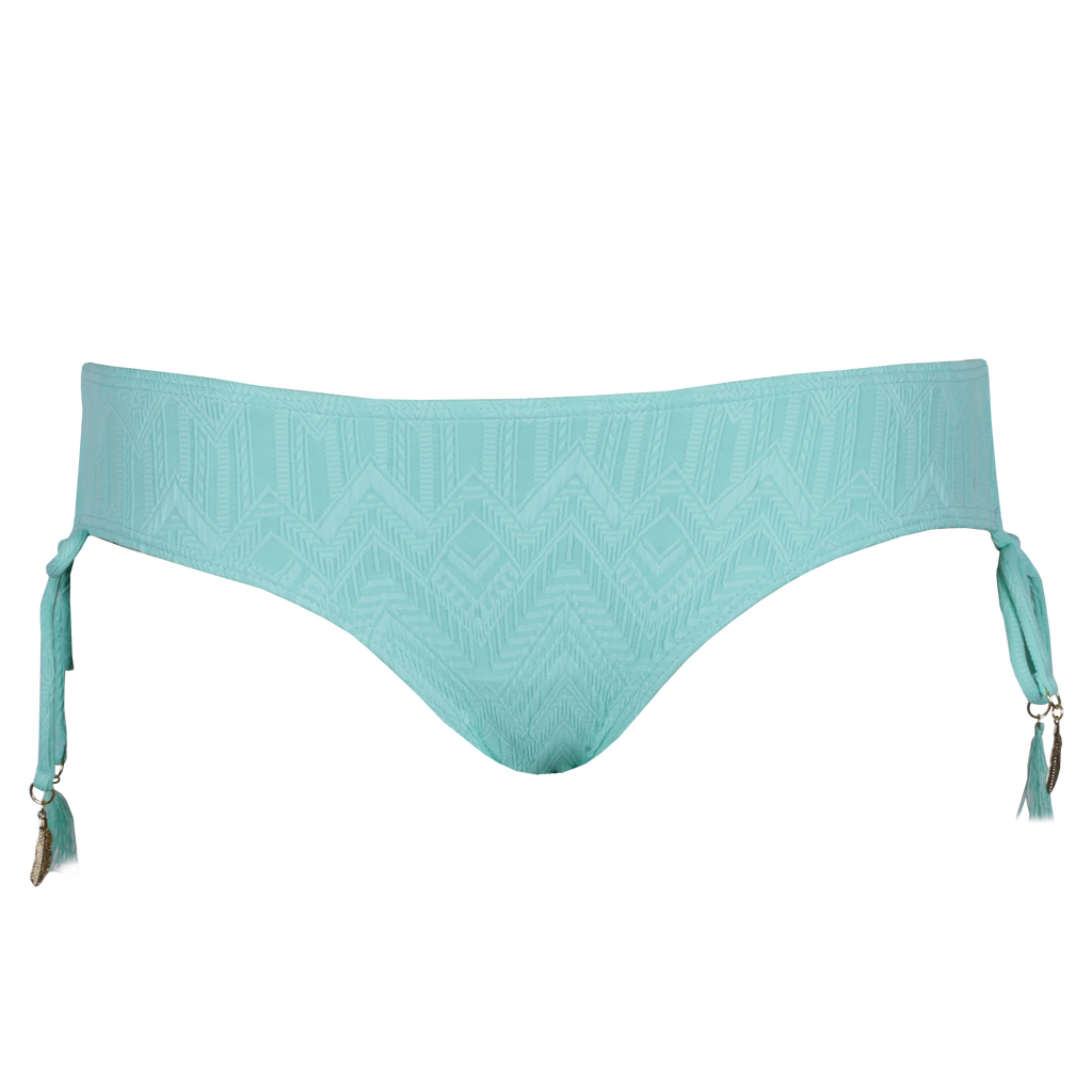 Adjustable side bikini bottoms