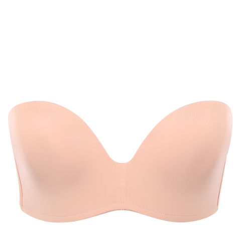 Wonderbra Ultimate strapless cleavage bra
