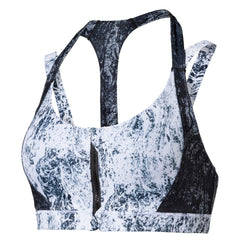 PWRSHAPE Clash Graphic Bra Top