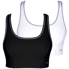 2 Pack - Triaction medium control sports top