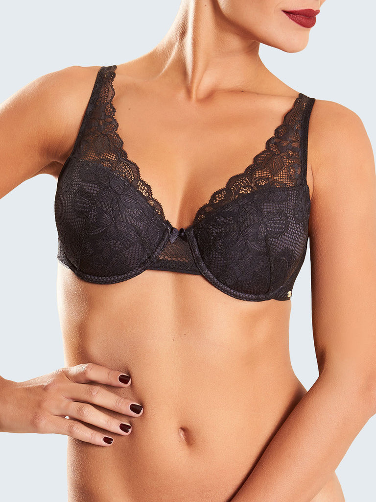 Chantelle Molitor Spacer Underwire bra