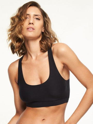 Chantelle OSFA Soft Stretch Crop Top