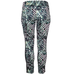 Congo botanica 3/4 printed leggings