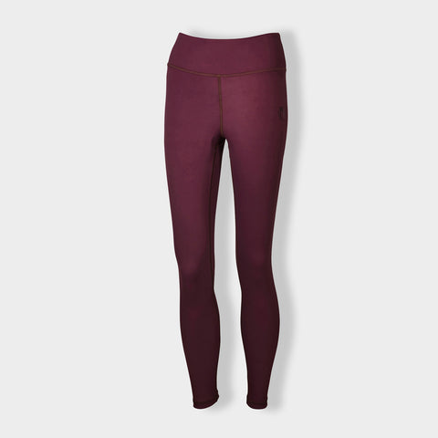 DayChaser Plum Leggings
