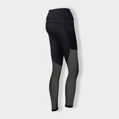 DayChaser Harlow Black Pocket Mesh Leggings