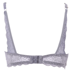2 Pack - All over Lace Balconette bra